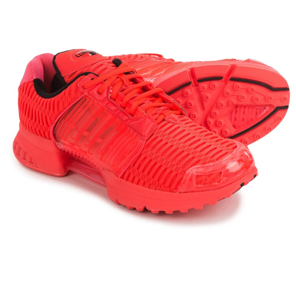 アディダス adidas メンズ ランニング・ウォーキング シューズ・靴【ClimaCool 1 Running Shoes】Solar Red/Solar Red