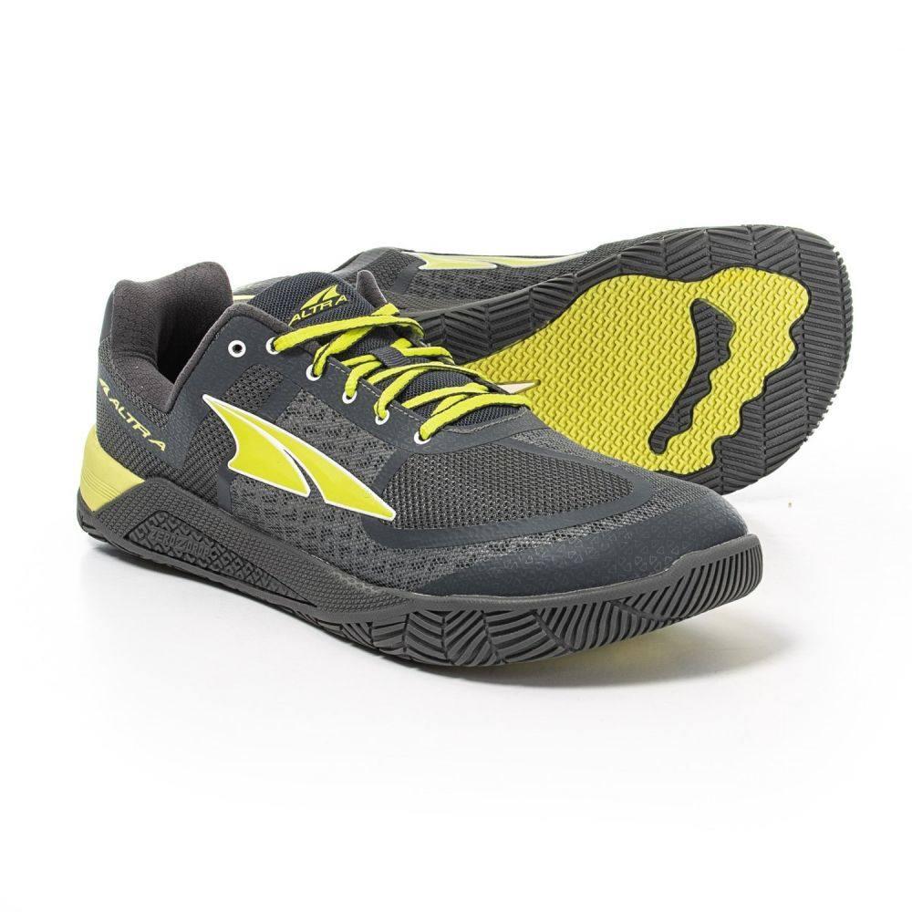 アルトラ Altra メンズ ランニング・ウォーキング シューズ・靴【One V3 Running Shoes】Black