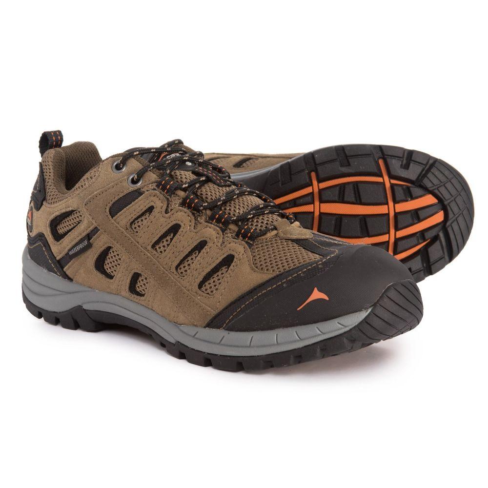 パシフィックマウンテン Pacific Mountain メンズ ハイキング・登山 シューズ・靴【Phoenix Low Hiking Shoes - Waterproof】Cub/Apricot Orange