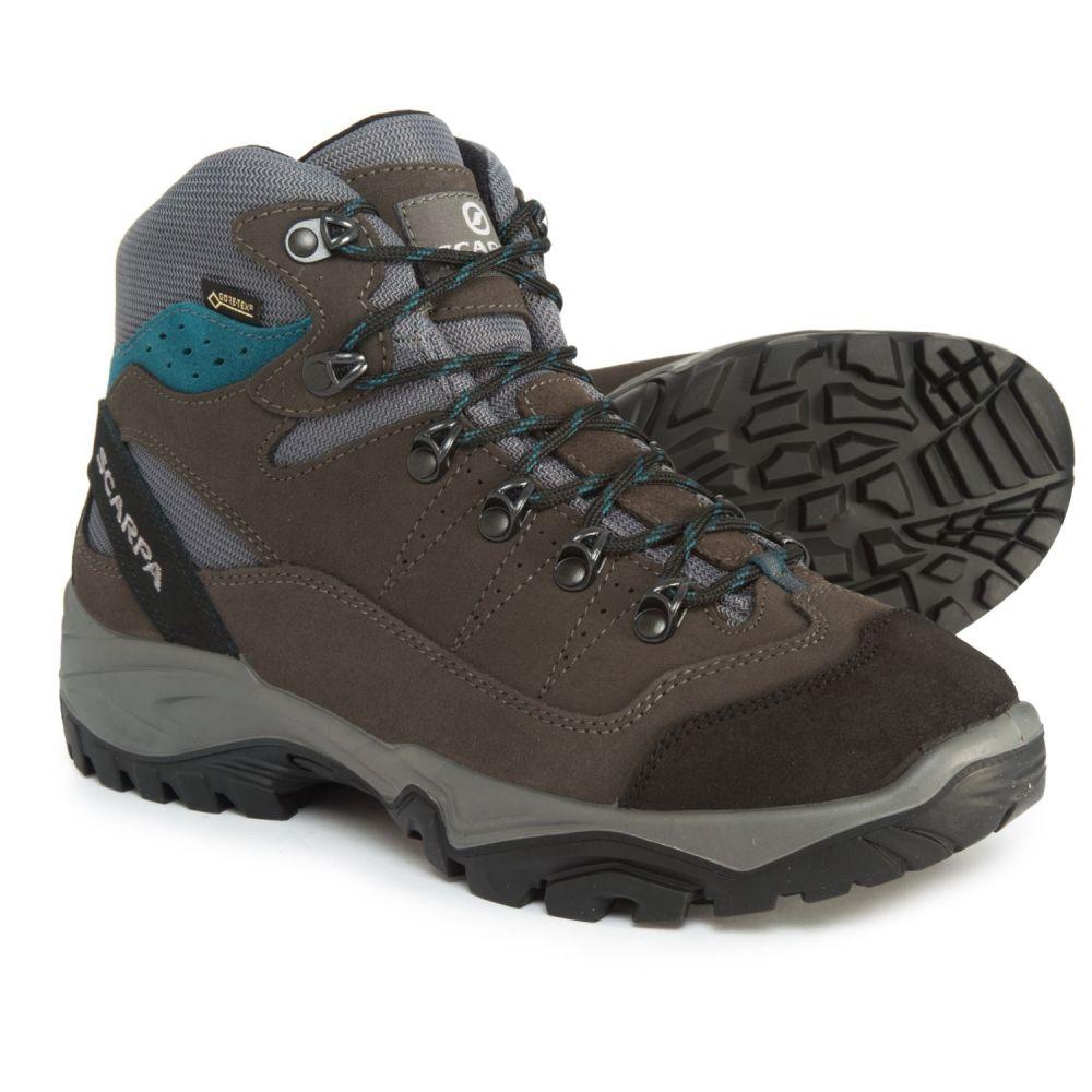 スカルパ Scarpa メンズ ハイキング・登山 シューズ・靴【Made in Italy Mistral Gore-Tex Hiking Boots - Waterproof】Smoke/Lake