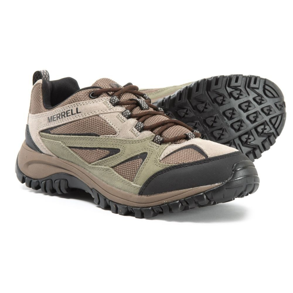 メレル Merrell メンズ ハイキング・登山 シューズ・靴【Phoenix Bluff Hiking Shoes】Putty