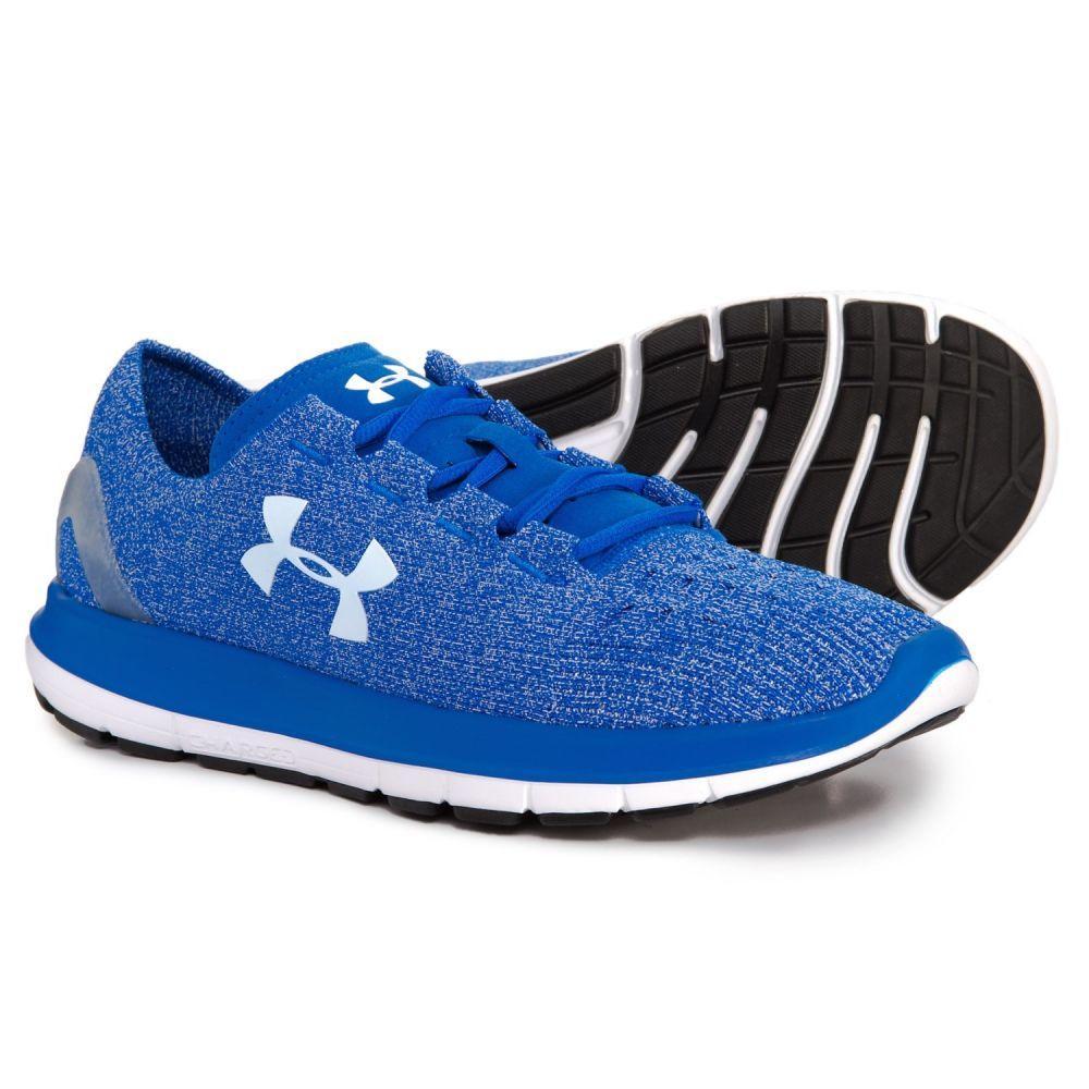 アンダーアーマー Under Armour メンズ ランニング・ウォーキング シューズ・靴【SpeedForm Slingride Running Shoes】Ultra Blue/White