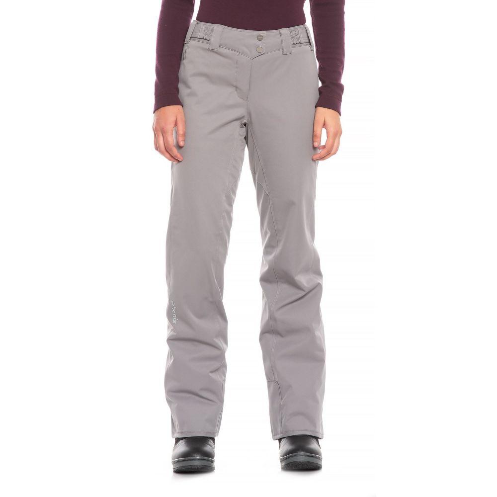フェニックス Phenix レディース スキー・スノーボード ボトムス・パンツ【Orca Ski Pants - Waterproof, Insulated】Grey