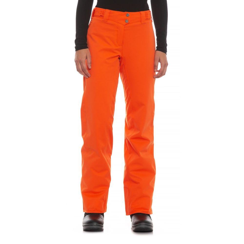 フェニックス Phenix レディース スキー・スノーボード ボトムス・パンツ【Orca Ski Pants - Waterproof, Insulated】Orange