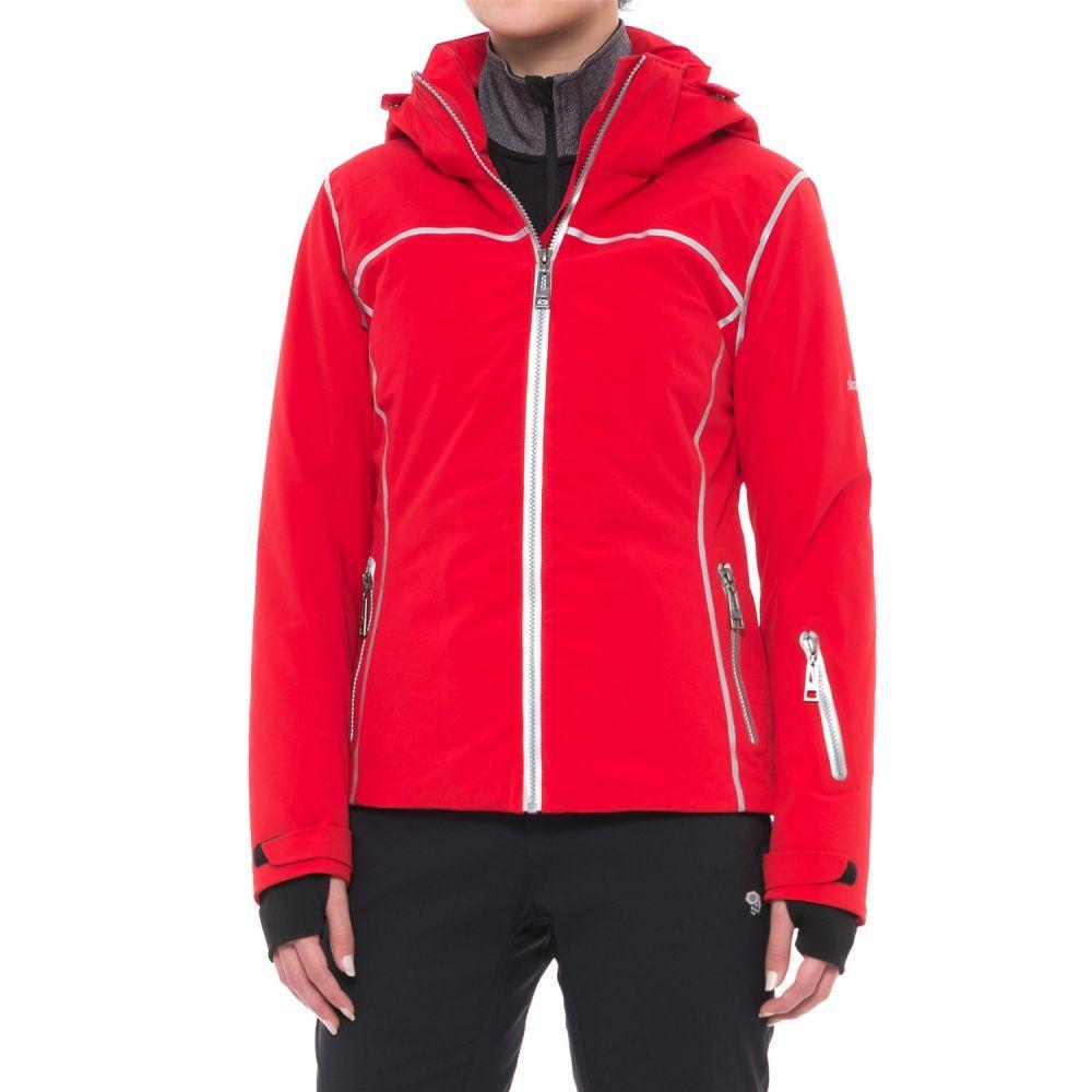 スケア Skea レディース スキー・スノーボード アウター【Gigi Ski Jacket - Waterproof, Insulated】Red
