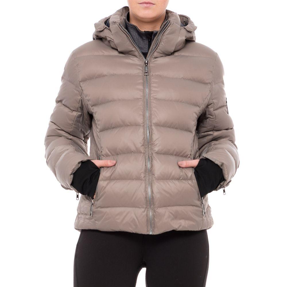 スケア Skea レディース スキー・スノーボード アウター【Didi Down Ski Jacket - Waterproof, 550 Fill Power】Taupe