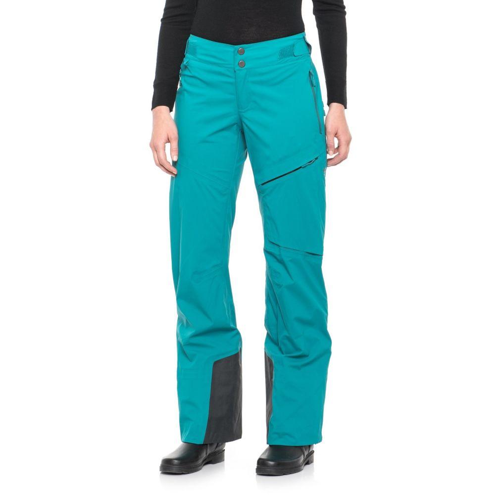 マウンテンハードウェア Mountain Hardwear レディース スキー・スノーボード ボトムス・パンツ【BoundarySeeker Ski Pants - Waterproof】Sea Level