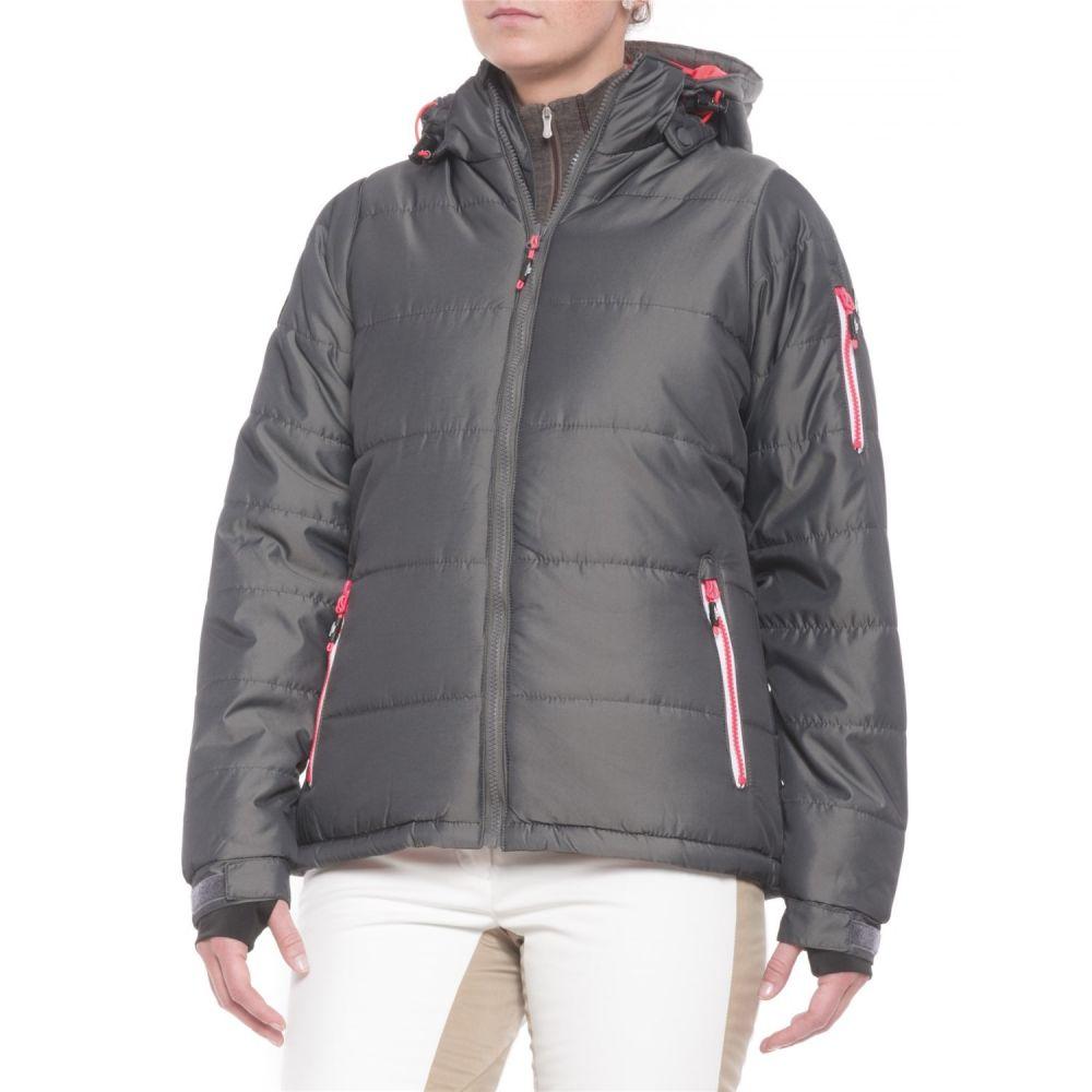 【国内正規品】 トレスパス Trespass レディース Silver レディース スキー・スノーボード Ski アウター【Wander Ski Jacket - Insulated】Dark Silver, HoneyButterfly:b1abe792 --- business.personalco5.dominiotemporario.com