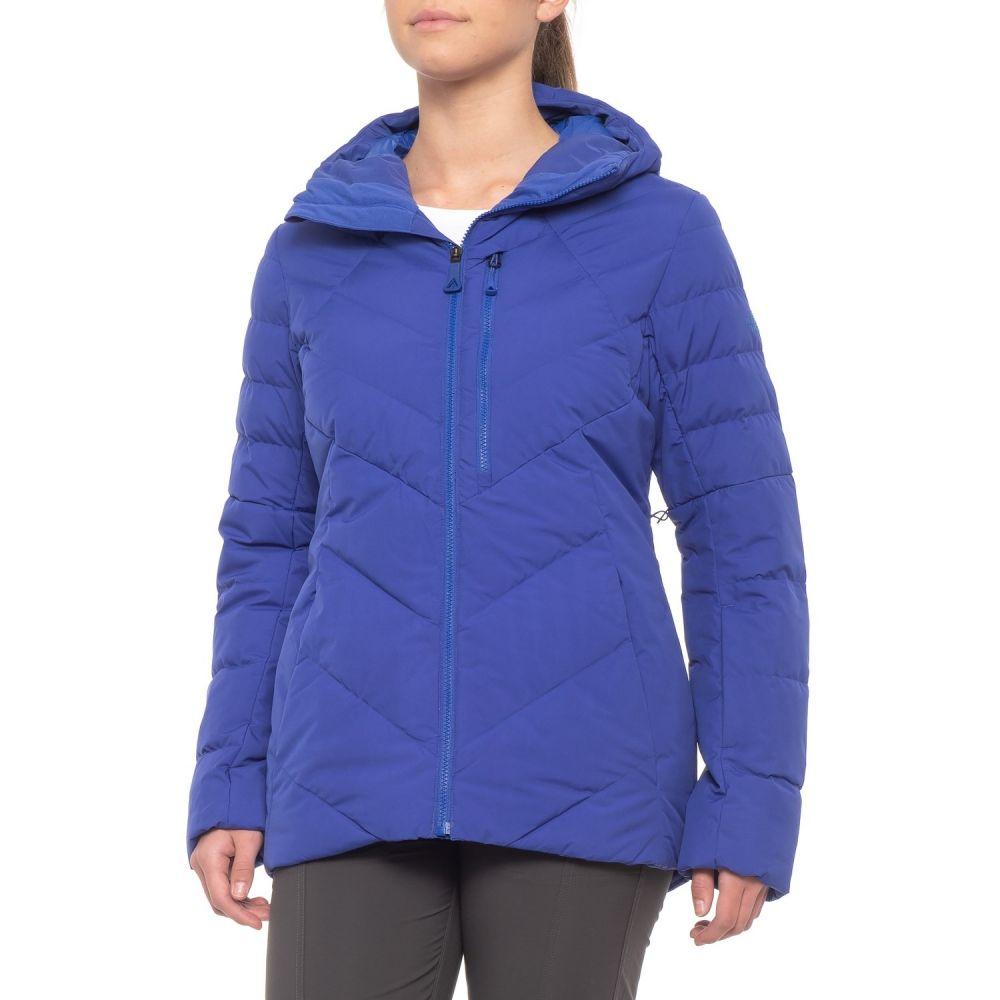 ザ ノースフェイス The North Face レディース スキー・スノーボード アウター【Corefire Windstopper Hooded Down Ski Jacket】Inauguration Blue