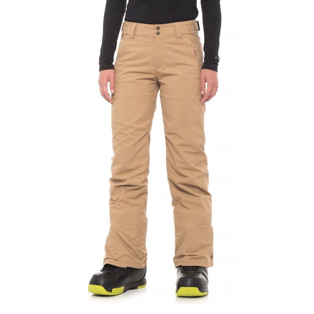 オニール O'Neill レディース スキー・スノーボード ボトムス・パンツ【Star Ski Pants - Waterproof】Cornstalk