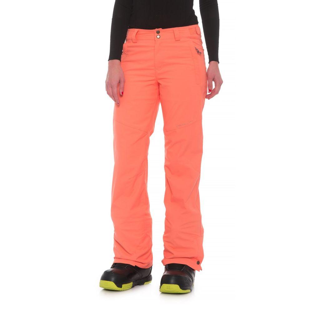 オニール O'Neill レディース スキー・スノーボード ボトムス・パンツ【Star Ski Pants - Waterproof】Fusion Coral