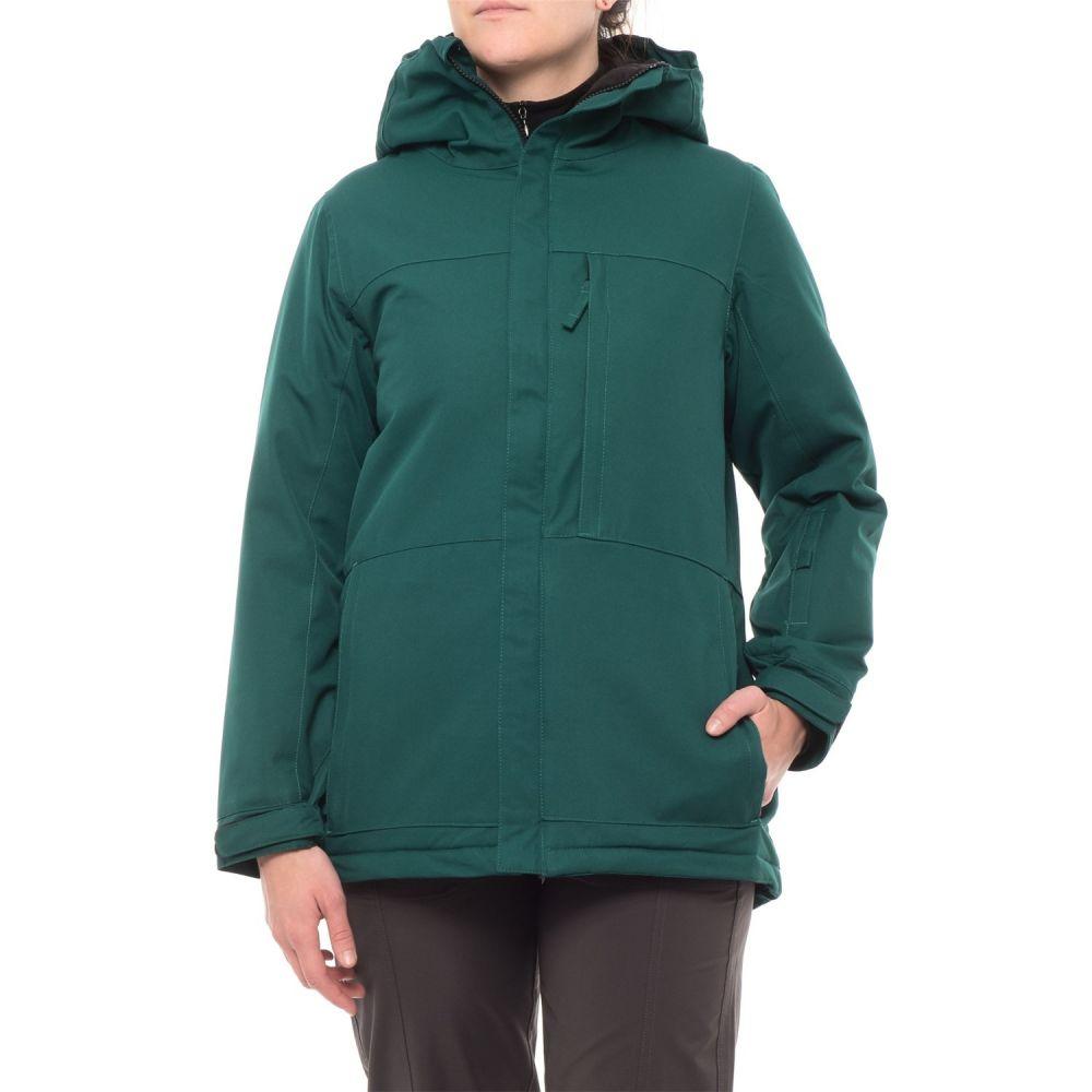 シックス エイト シックス 686 レディース スキー・スノーボード アウター【Festa Ski Jacket - Waterproof, Insulated】Black Jade