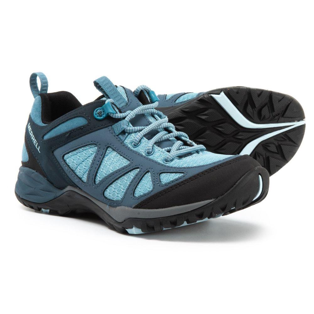 【T-ポイント5倍】 メレル メレル Merrell レディース ハイキング Sport・登山 シューズ Shoes】Blue・靴【Siren Sport Q2 Hiking Shoes】Blue, Pavilion7320:25089b43 --- canoncity.azurewebsites.net