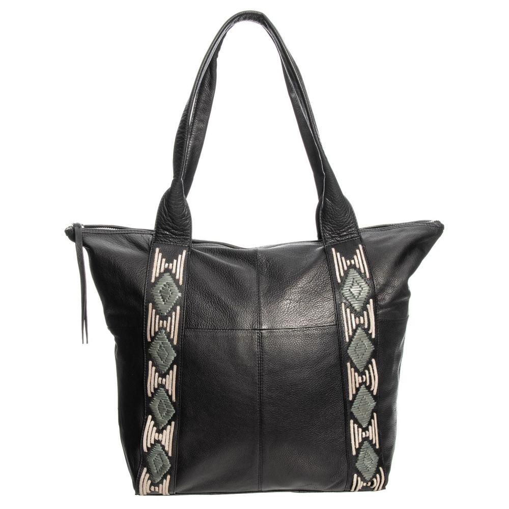 デイアンドムード Day & Mood レディース バッグ トートバッグ【Agnes Tote Bag - Leather】Black