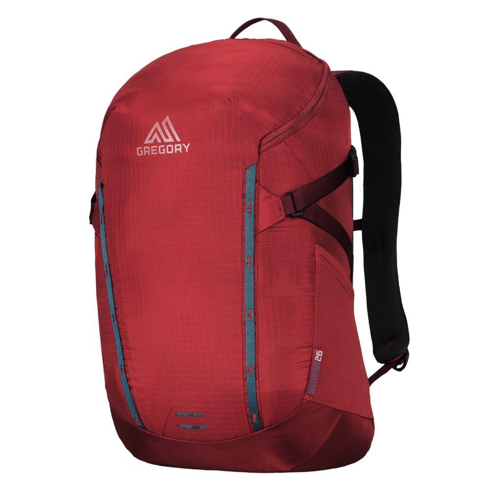 グレゴリー Gregory レディース ハイキング・登山 バックパック・リュック【Satuma 26L Backpack】Crimson Red