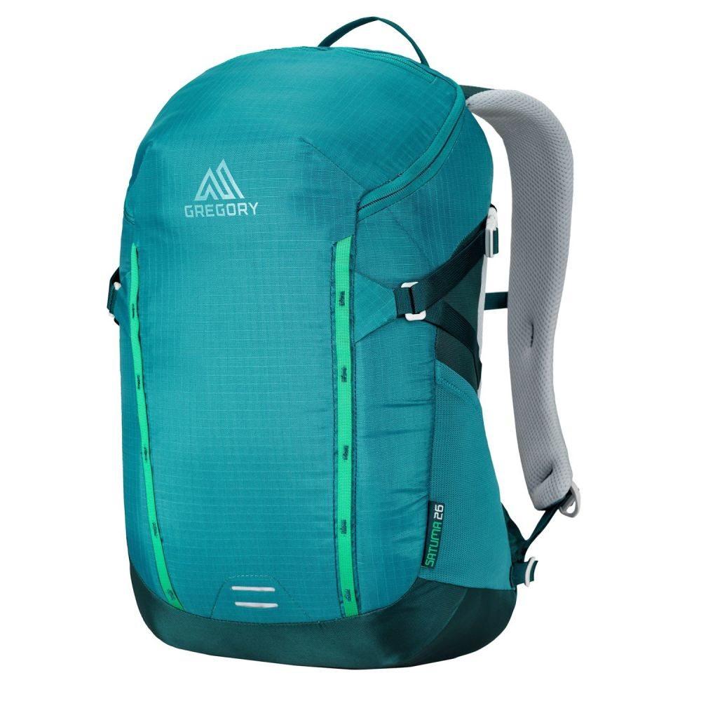 グレゴリー Gregory レディース ハイキング・登山 バックパック・リュック【Satuma 26L Backpack】Juniper Green