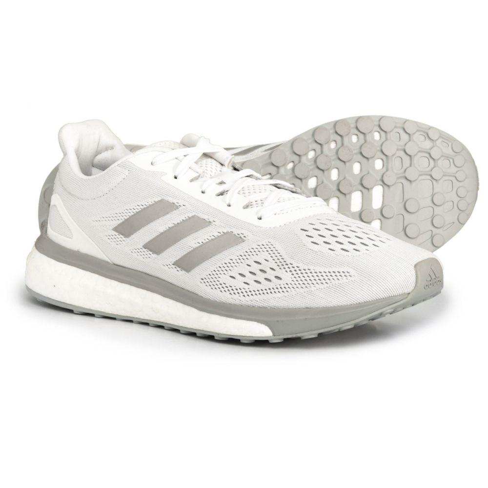 アディダス adidas レディース ランニング・ウォーキング シューズ・靴【Response Limited Running Shoes】Cloud White/Silver Metallic/Clear Onix