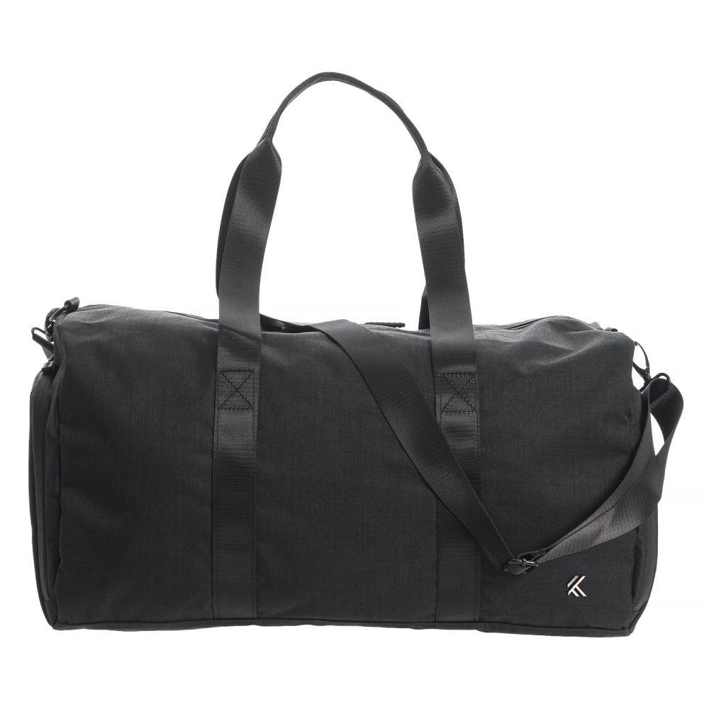 キョーダン Kyodan レディース バッグ ボストンバッグ・ダッフルバッグ【Sport Canvas Duffel Bag】Black