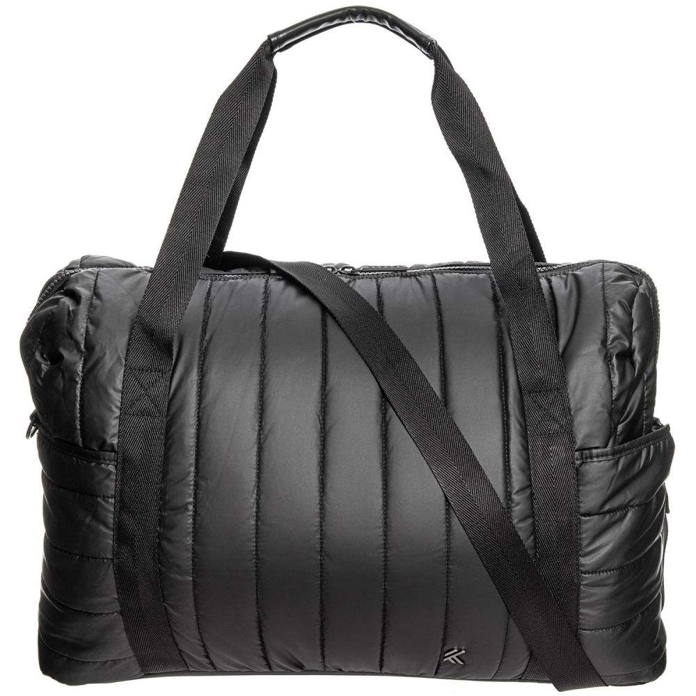 キョーダン Kyodan レディース バッグ【Sport Quilted Bag with Wet/Dry Compartment】Black