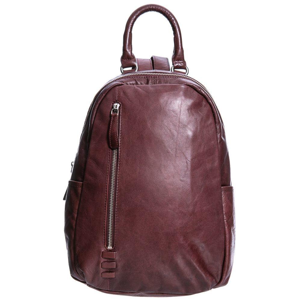 アーティサン エヌワイ Artisan NY レディース バッグ バックパック・リュック【Rubbed Leather Backpack - Small】Burgundy