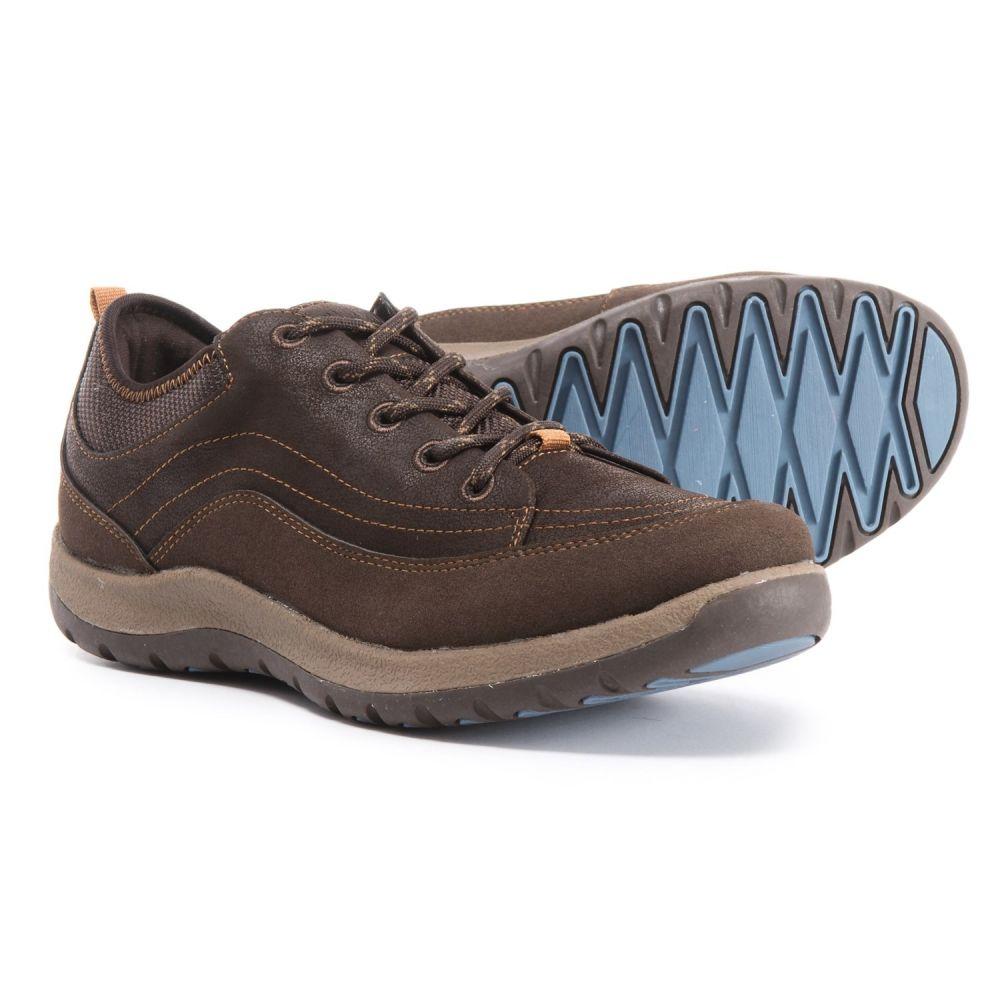 イーストランド Eastland レディース ハイキング・登山 シューズ・靴【Erika Hiking Shoes】Brown Tumbled Leather Finish