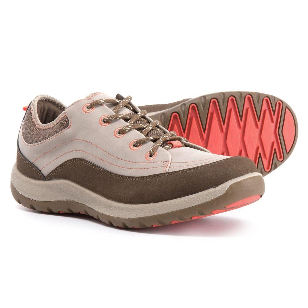 イーストランド Eastland レディース ハイキング・登山 シューズ・靴【Erika Hiking Shoes】Bone Nubuck Leather Finish