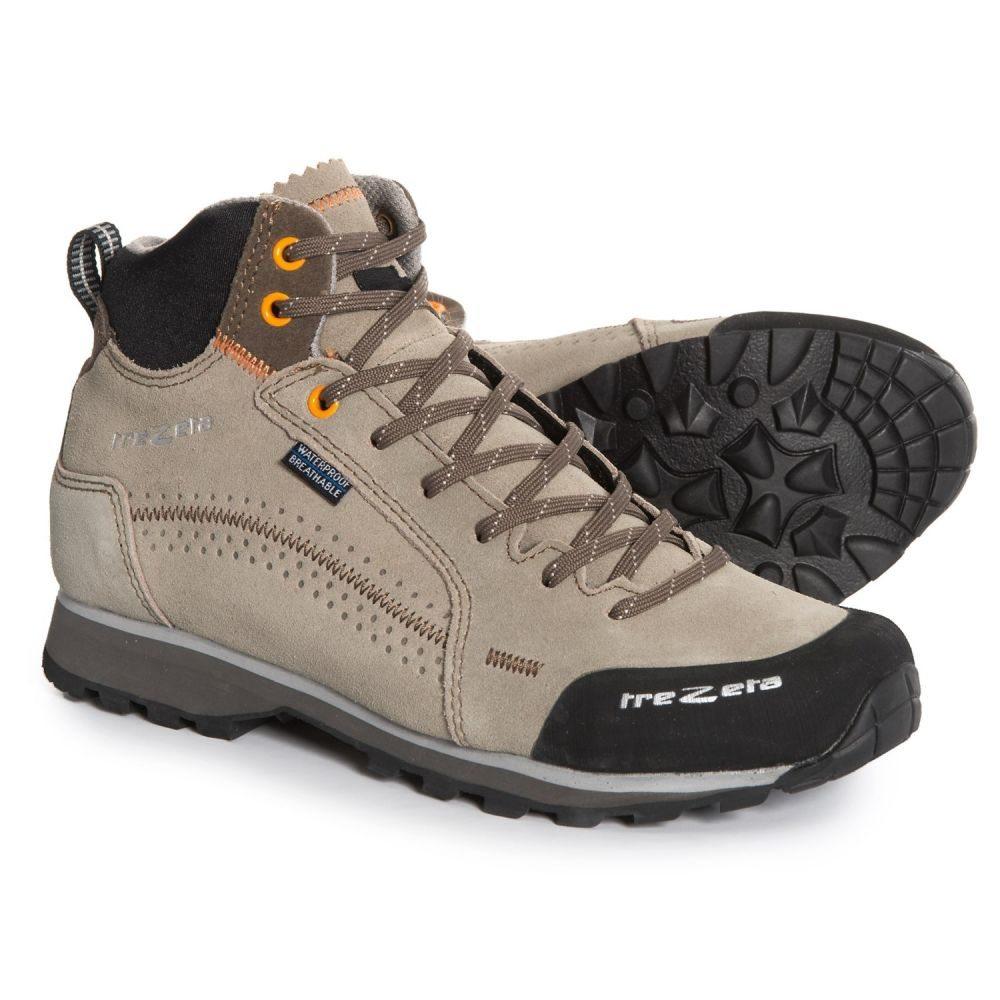 トレゼータ Trezeta レディース ハイキング・登山 シューズ・靴【Spring EVO Mid Hiking Boots - Waterproof】Sand/Walnut