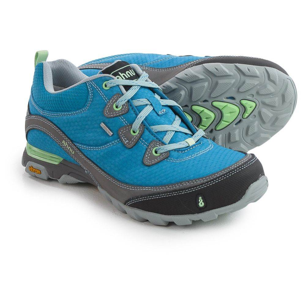 (お得な特別割引価格) アニュ Ahnu Ahnu レディース ハイキング・登山 Hiking シューズ・靴【Sugarpine - Hiking Shoes - Waterproof】Bluestar, プラネットスタイルズ:0a6d3af0 --- supercanaltv.zonalivresh.dominiotemporario.com