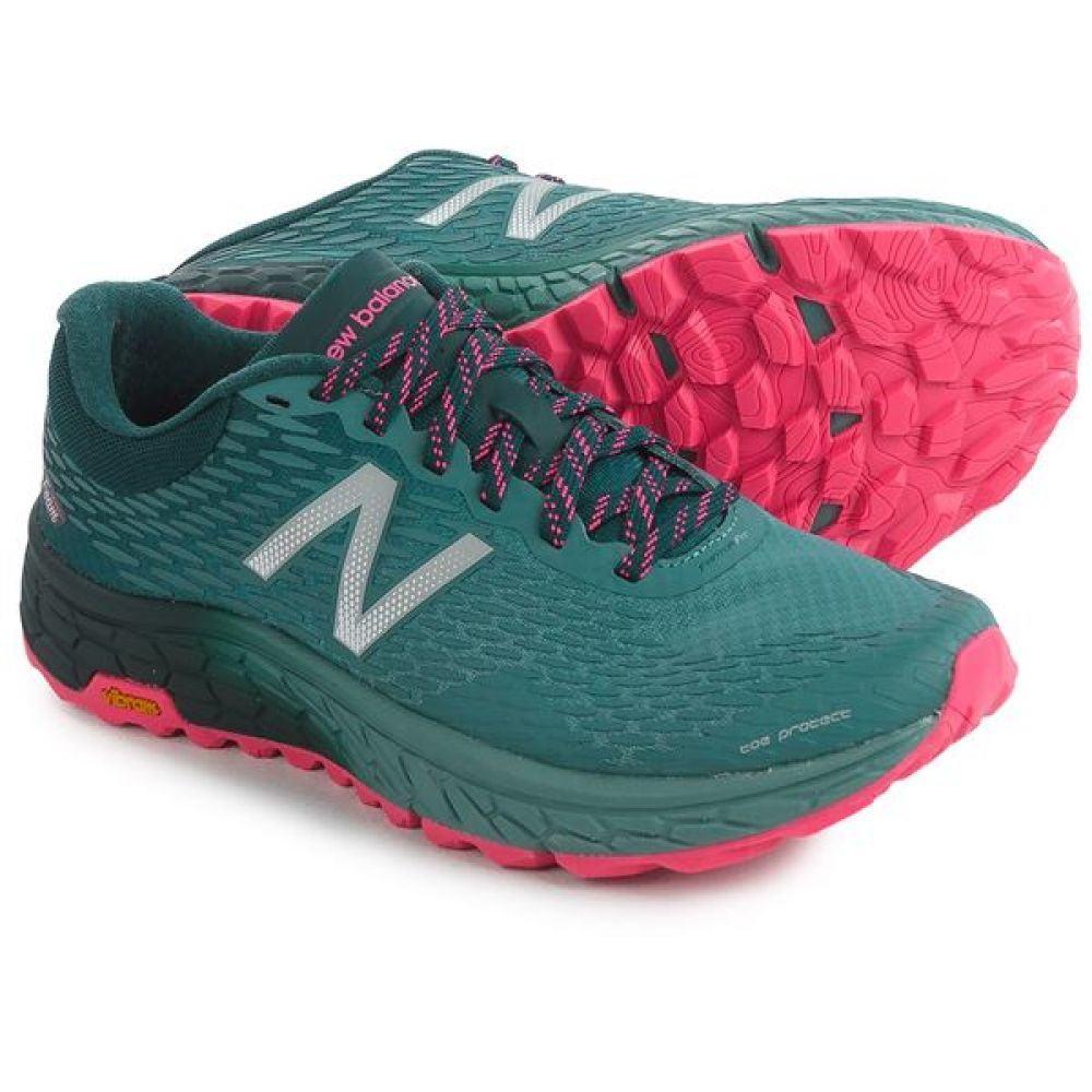 ニューバランス New Balance レディース ランニング・ウォーキング シューズ・靴【Fresh Foam Hierro V2 Trail Running Shoes】Black/Pink