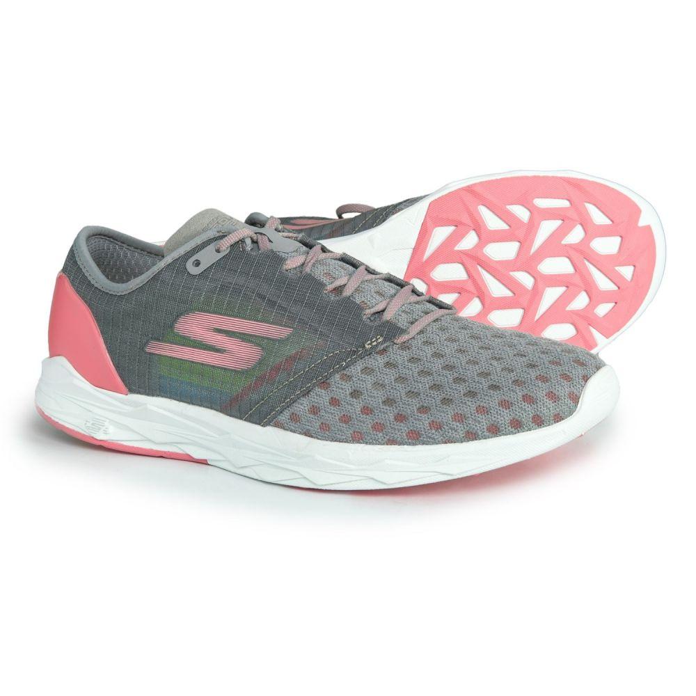 お得セット スケッチャーズ Skechers レディース レディース ランニング Running・ウォーキング シューズ・靴【GOMeb Speed Shoes】Gray/Pink 5 Running Shoes】Gray/Pink, THE USA SURF:8916fb58 --- canoncity.azurewebsites.net