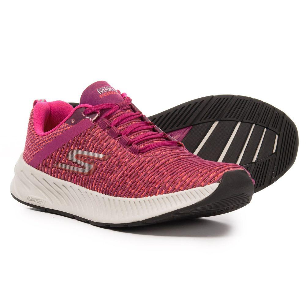 スケッチャーズ Skechers レディース ランニング・ウォーキング シューズ・靴【GORun Forza 3 Running Shoes】Pink