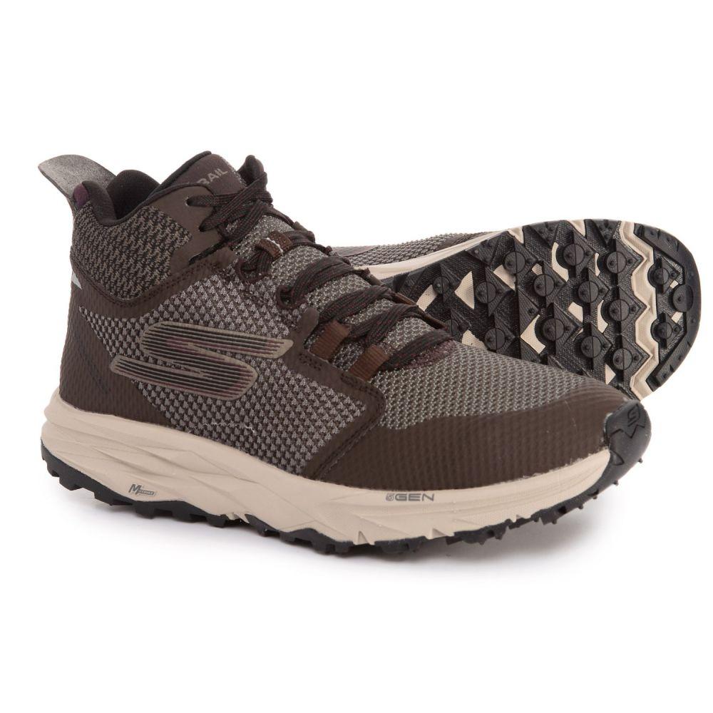 【在庫限り】 スケッチャーズ Skechers レディース レディース Skechers ランニング・ウォーキング シューズ・靴【GOtrail 2 Trail Grip Trail Running Shoes】Chocolate, 北葛飾郡:4e1f115e --- clftranspo.dominiotemporario.com