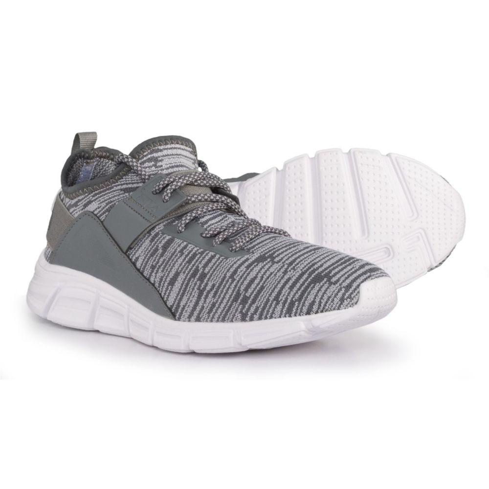 フィラ Fila レディース ランニング・ウォーキング シューズ・靴【Lombardi Running Shoes】Highrise/Monument/White
