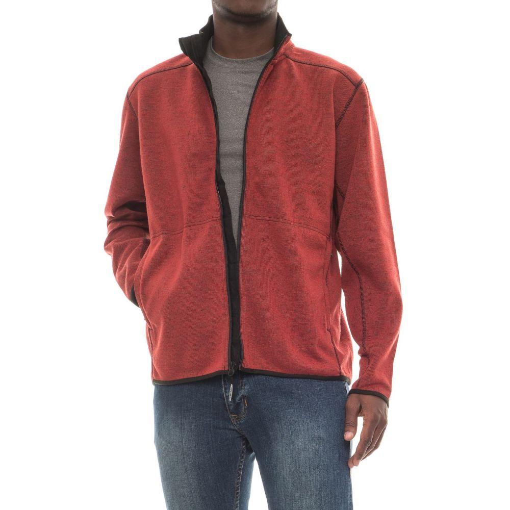 アーバーウェア Arborwear メンズ アウター【Hiram Sweater Jacket】Red