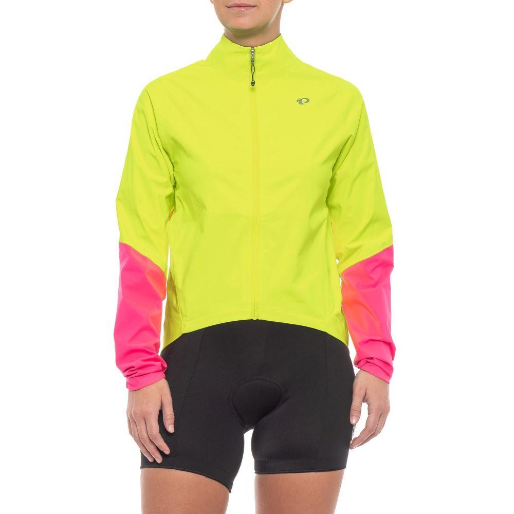パールイズミ Pearl Izumi レディース 自転車 アウター【ELITE WxB Cycling Jacket - Waterproof】Screaming Yellow