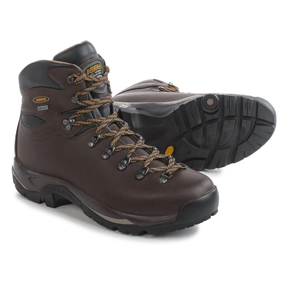 アゾロ Asolo メンズ ハイキング・登山 シューズ・靴【TPS 520 GV MM Gore-Tex Hiking Boots - Waterproof, Leather】635 Chestnut