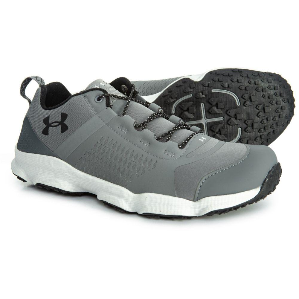 アンダーアーマー Under Armour メンズ ハイキング・登山 シューズ・靴【Speedfit Low Hiking Shoes】Graphite/Aluminum