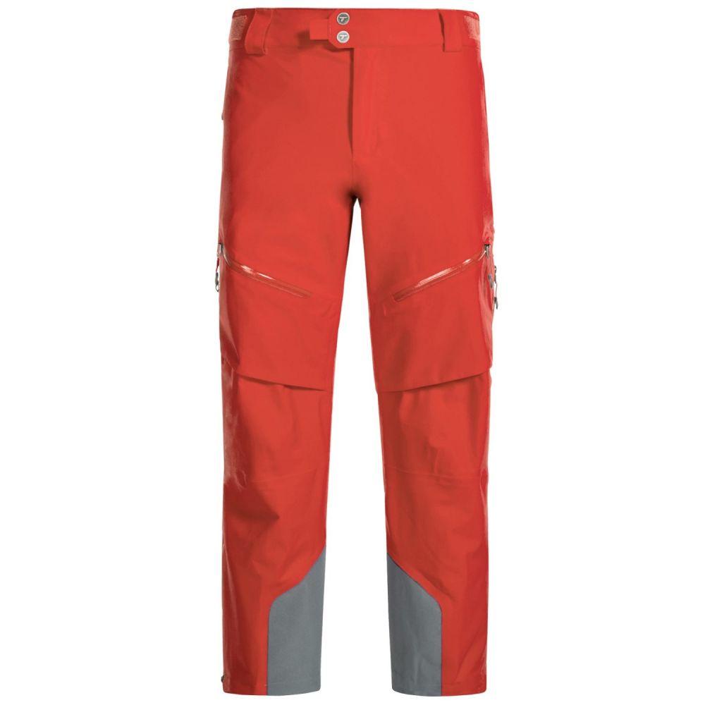 コロンビア Columbia Sportswear メンズ スキー・スノーボード ボトムス・パンツ【Titanium Jump Off Omni-Heat Cargo Pants - Waterproof】Rust Red