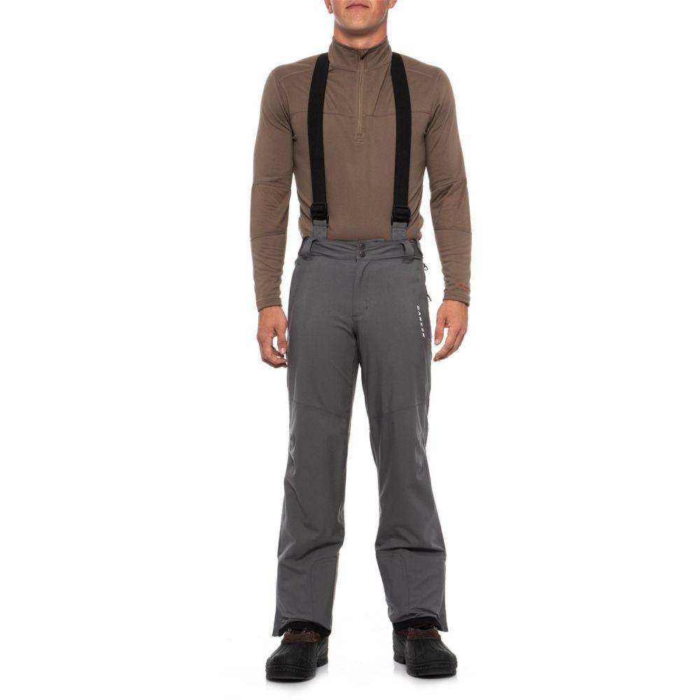 デア トゥビー Dare 2b メンズ スキー・スノーボード ボトムス・パンツ【Certify II Ski Pants - Waterproof】Smokey Grey