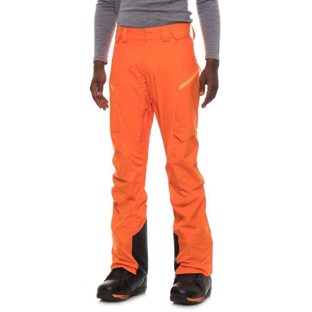 ヘリーハンセン Helly Hansen メンズ スキー・スノーボード ボトムス・パンツ【Backbowl Cargo Pants - Waterproof】Flame