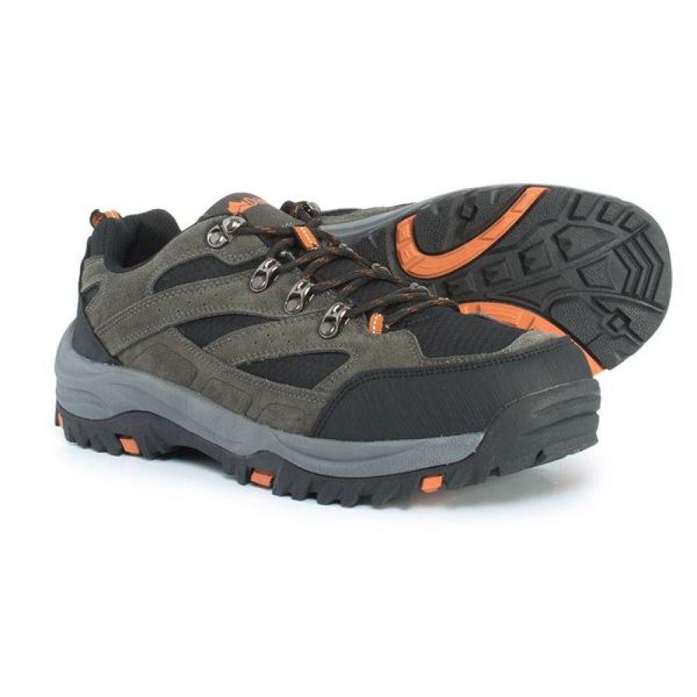 デナリ Denali メンズ ハイキング・登山 シューズ・靴【Ridgeline Hiking Shoes】Charcoal