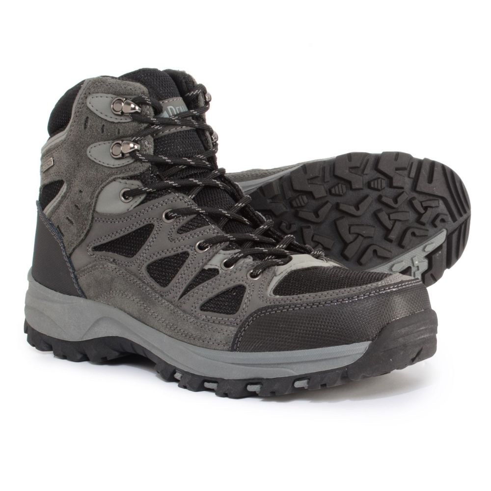 デナリ Denali メンズ ハイキング・登山 シューズ・靴【Toklat II Hiking Boots - Waterproof, Suede】Grey