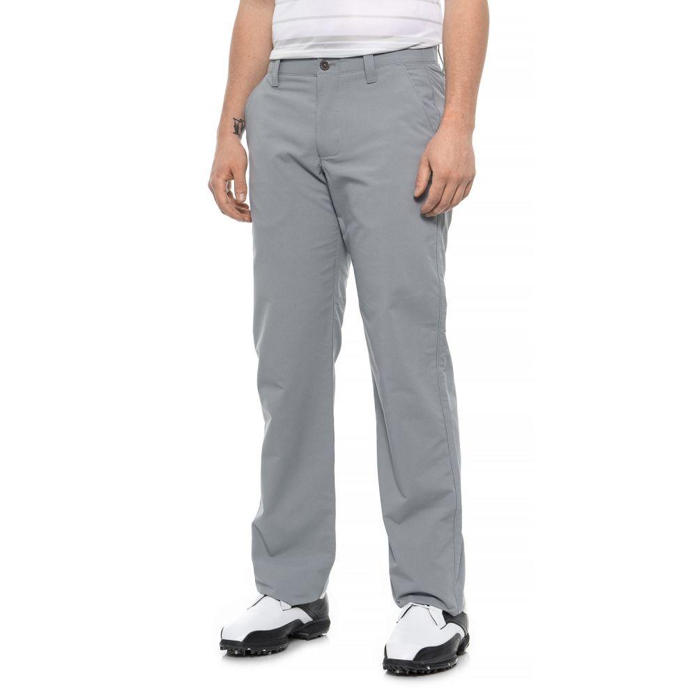 アンダーアーマー Under Armour メンズ ゴルフ ボトムス・パンツ【Match Play Golf Pants】Steel/True Gray Heather