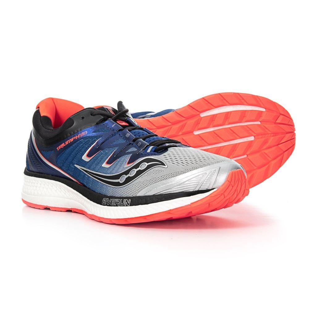世界有名な サッカニー サッカニー Saucony メンズ ISO ランニング・ウォーキング シューズ 4・靴【Triumph ISO 4 Running Shoes】Silver/Blue/Vizi Red, 浦上ふとん店 ネットショップ:589b755a --- nba23.xyz
