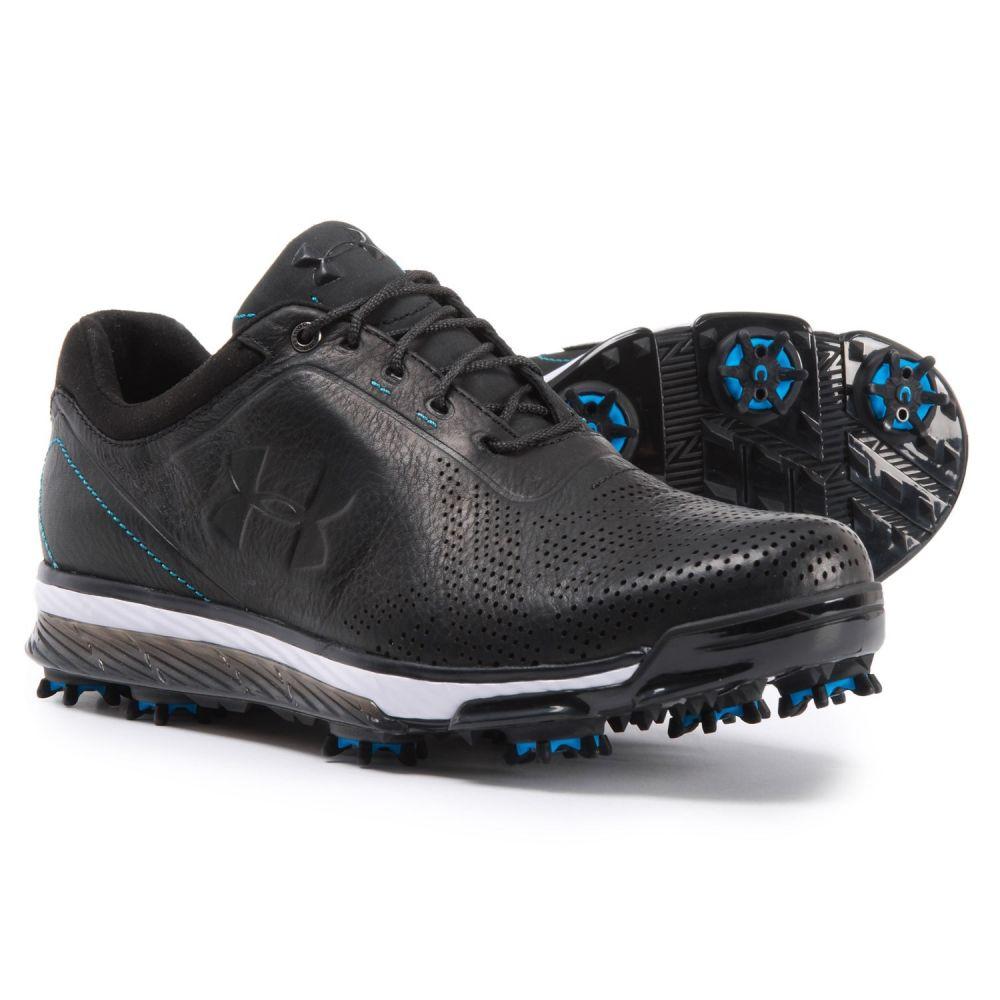 高価値セリー アンダーアーマー Under Armour Golf メンズ アンダーアーマー ゴルフ シューズ・靴 Shoes【Tempo Tour Golf Shoes - Waterproof】Black, MClimb WEED:29555a6b --- canoncity.azurewebsites.net