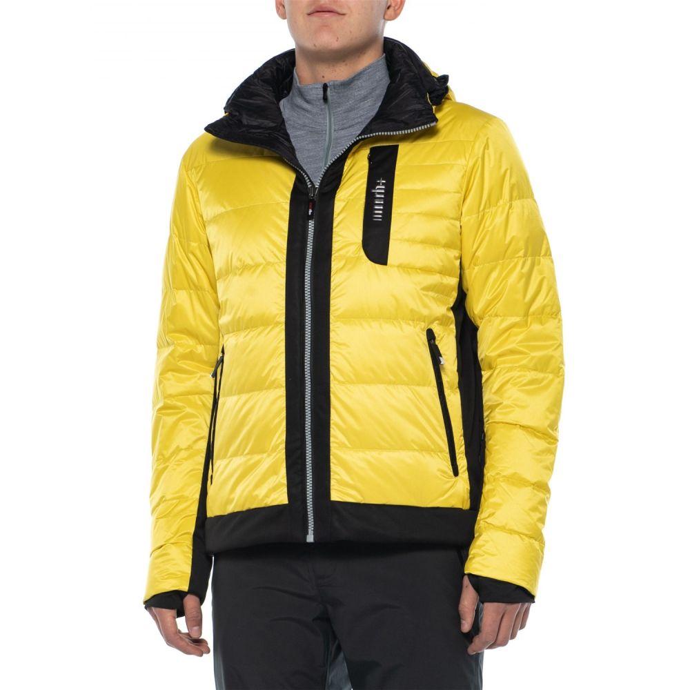 ゼロ Zero メンズ スキー・スノーボード アウター【Freedom Down Ski Jacket - Waterproof】Light Yellow