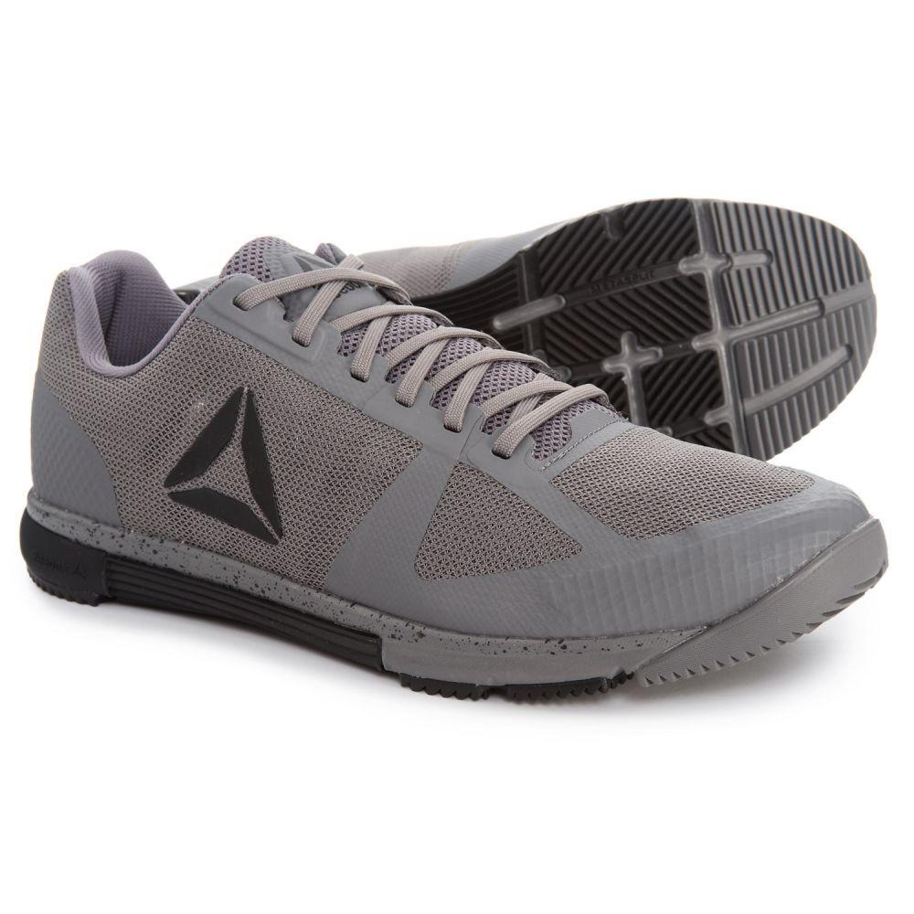 リーボック Reebok メンズ フィットネス・トレーニング シューズ・靴【Speed Training Shoes】Shark/Black