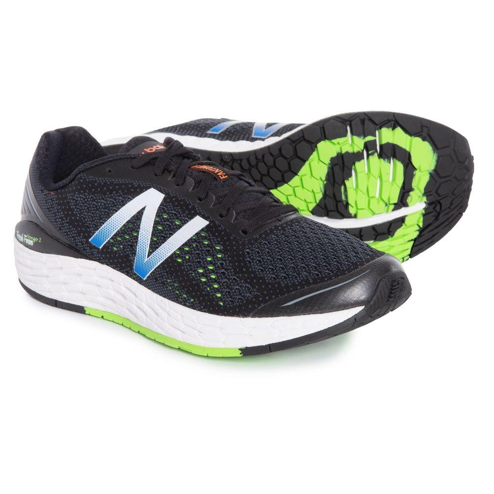 ニューバランス New Balance メンズ ランニング・ウォーキング シューズ・靴【Fresh Foam Vongo V2 Running Shoes】Black