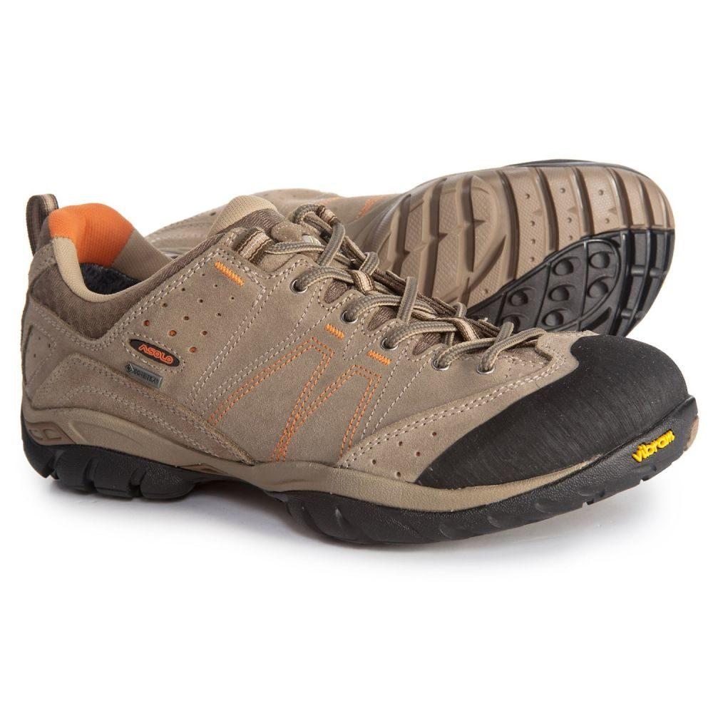 アゾロ Asolo メンズ ハイキング・登山 シューズ・靴【Agent GV Gore-Tex Hiking Shoes - Waterproof, Suede】Wool