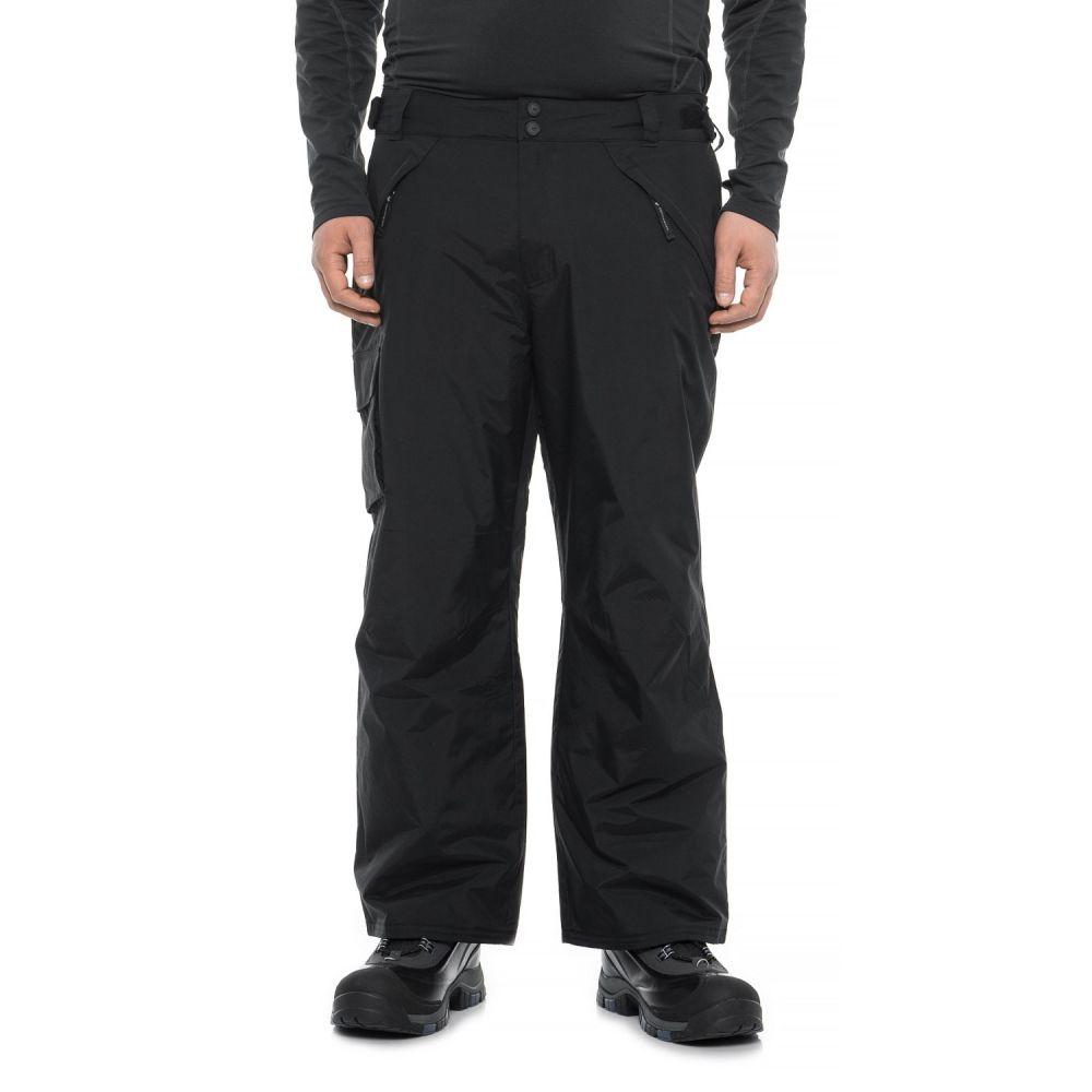オバマイヤー Obermeyer メンズ スキー・スノーボード ボトムス・パンツ【Premise Cargo Ski Pants - Waterproof, Insulated】Black